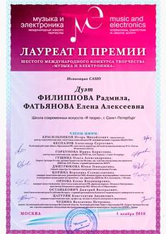 Награды, Дипломы, Сертификаты, Благодарности школы «Я творю!»