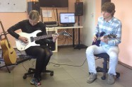 Курсы бас-гитары в школе «Я творю!»