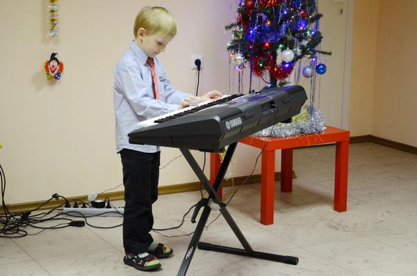 как обучать детей 4-5 лет на синтезаторе - фото 11