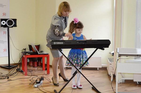 как обучать детей 4-5 лет на синтезаторе - фото 9