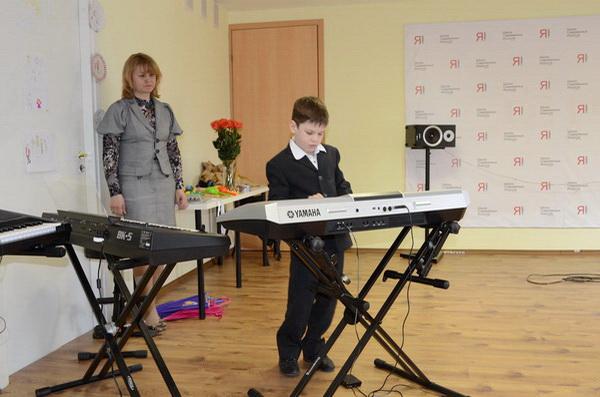 Музыкальное развитие детей в школе я