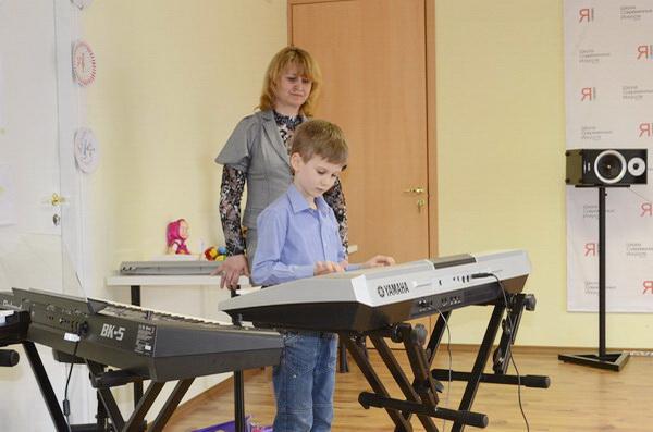 как обучать детей 4-5 лет на синтезаторе - фото 7