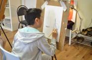 Курсы рисования для детей в школе «Я творю!»