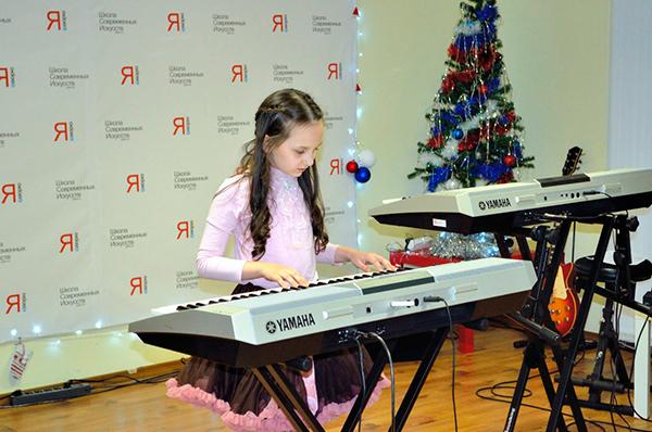как обучать детей 4-5 лет на синтезаторе - фото 2